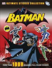 Ultimate Sticker Collection: Batman (ULTIMATE STICKER COLLECTIONS)