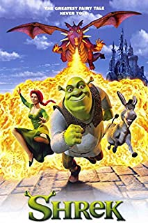 Shrek POSTER Movie (11 x 17 Inches - 28cm x 44cm) (2001)