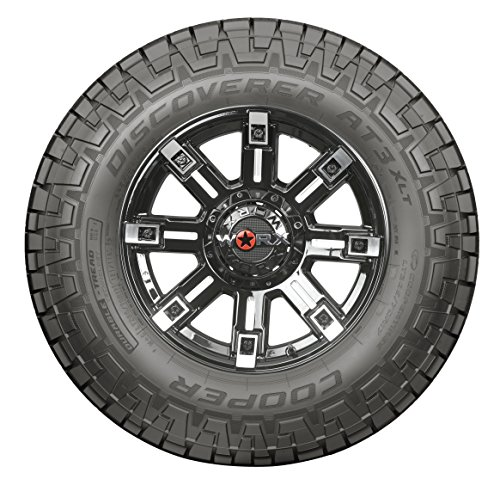 Cooper Discoverer A/T3 XLT All- Terrain Radial Tire-LT285/75R17 121S 10-ply