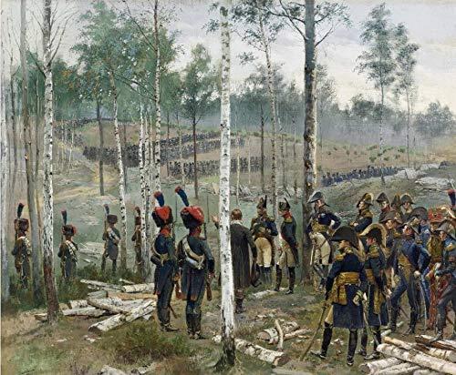 Les généraux morts au champ d'honneur pendant la Révolution et l'Empire