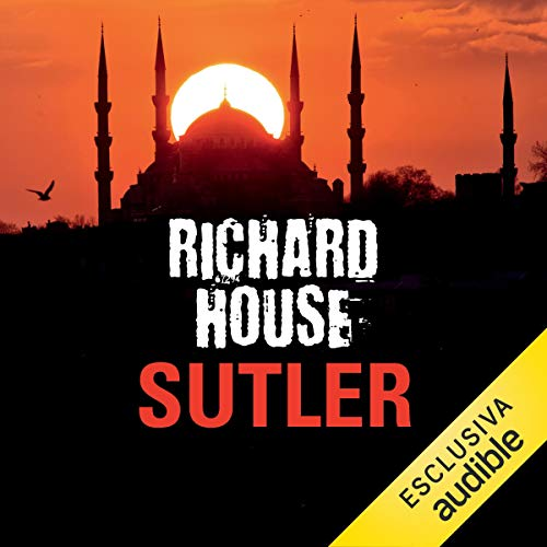 Sutler copertina