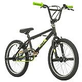 Probike, BMX 20 Zoll, Freestyle Bike, BMX, 360° Rotor-System, 4...