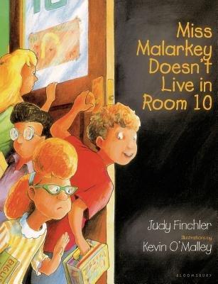 Miss Malarkey Doesn't Live in Room 10[MISS MALARKEY DOESNT LIVE][Paperback]