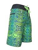 Tormenter Waterman 5 Pocket Boardshorts, Mahi Skin 32