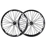 ICAN 26er 90mm Fat Bike Carbon Wheelset Thru Axle Hub 150/197mm