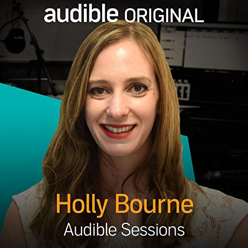 Holly Bourne audiobook cover art