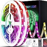Best Led Light Strips - 100ft Led Lights for Bedroom, XIER APP Control Review