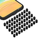 Ensemble de Prise de la poussière pour iPhone 6, 6s, 6s, 7, 8, X Plus–5Paires de Faible...