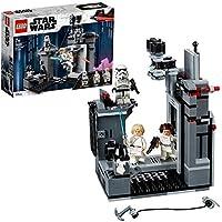 LEGO Star Wars - Huida de la Estrella de la Muerte, juguete de construcción para recrear la icónica escena de La Guerra de las Galaxias (75229)