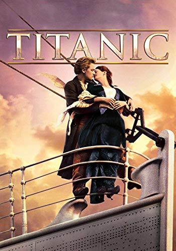 WYFCL 1000 Stücke Holzpuzzle-Puzzlespiele, Gelegenheitspuzzlespiele für Erwachsene und Kinder - Titanic-Filmplakat - Geburtstage, Feiertage, Weihnachten, Geschenke zum Valentinstag