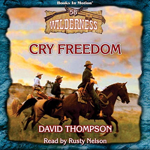Cry Freedom cover art