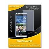 3 x SWIDO® Schutzfolie HTC Desire 620G Dual Sim Bildschirmschutz Folie