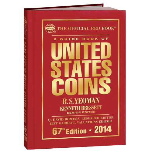 A Guidebook of United States Coins 2014: The Official Red Book