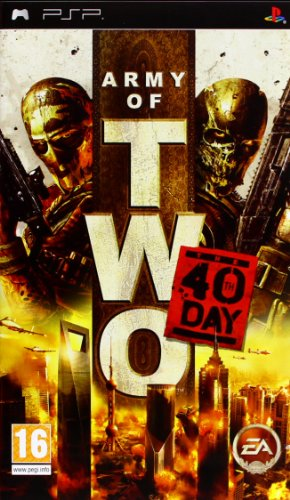 Army of Two: The 40Th Day [Import spagnolo]