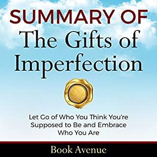Summary of The Gifts of Imperfection cover art