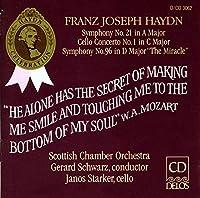 Symphonies 21 & 96 / Cello Concerto