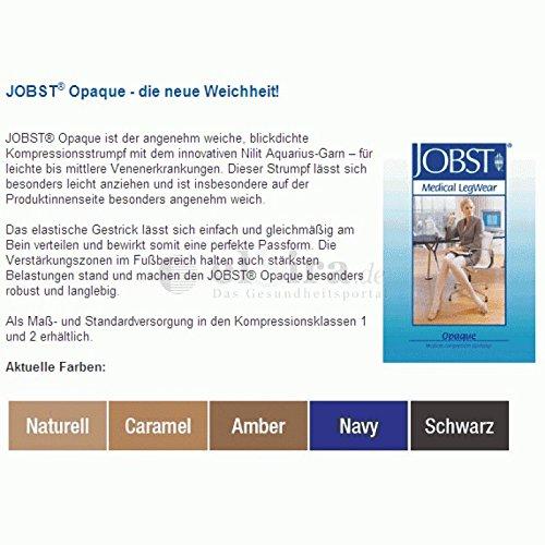 Jobst BSN Opaque KKL 2 bij Panty Normaal Kant Moederschap zwart Grootte: Maat V