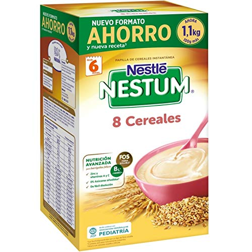 NESTUM EXPERT 8 CEREALES 1100 GR