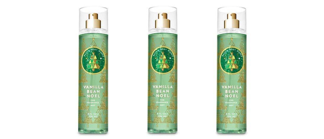Bath Body Works Vanilla Bean Noel E Fine Cheap SALE Limited time cheap sale Start 2018 Mist Fragrance -