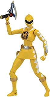 Power Rangers Dino Thunder Legacy Yellow Ranger Action Figure