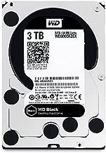 WD Black 3TB Performance Desktop Hard Disk Drive - 7200 RPM SATA 6 Gb/s 64MB Cache 3.5 Inch - WD3003FZEX