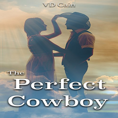 The Perfect Cowboy audiobook cover art