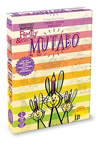 Drei Hasen in der Abendsonne GmbH 0031 MUTABO –...