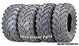 Set of 4 ATV/UTV Tires 26x9-12 Front 26x11-12 Rear 10275/276