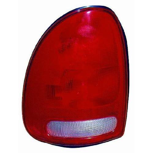 01-03 Caravan Voyager Taillight Taillamp Brake Light Lamp Right Passenger Side R