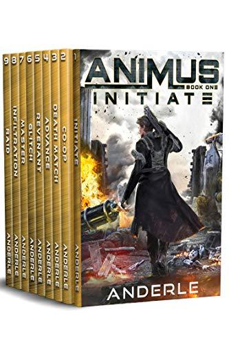 Animus Omnibus #1: Initiate, Co-Op, Death Match, Advance, Revenant, Glitch, Master, Infiltration, Raid (English Edition)