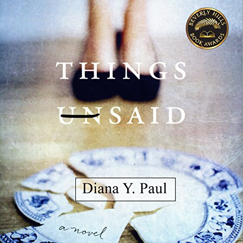 Things Unsaid audiobook cover art