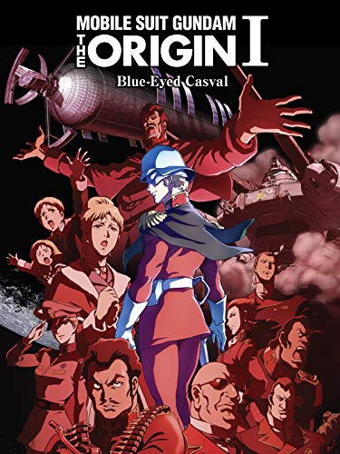 Gundam the Origin I: Blue-Eyed Casval