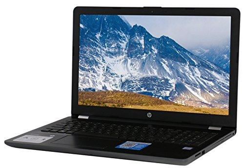 Black HP 15.6-inch HD High Performance Notebook, Intel Core i7-7500U Processor, 8GB Memory, 2TB Hard Drive, DVD Writer Drive, Wifi, Bluetooth, HD Webcam, HDMI, Windows 10