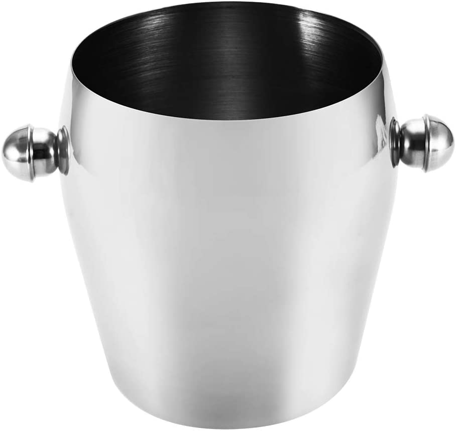 Ice Bucket Max 42% OFF - Buckets Wall Super Special SALE held Double 1L