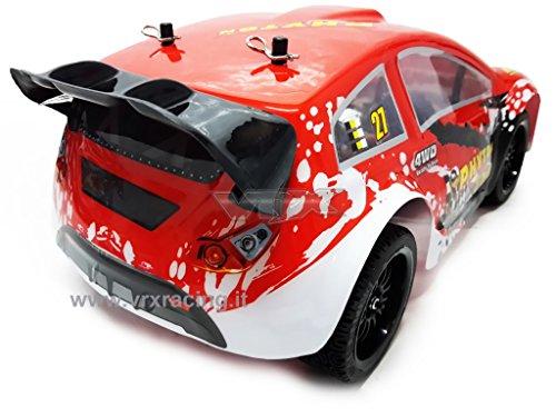 RC Auto kaufen Rally Car Bild 6: Stra en Rally xr16 EBD 1 16 B rsten VRX Radio 2 4 GHz ni mh 7 2 V RTR 4 WD VRX Karosserie rot*