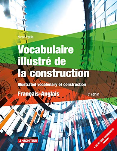 Image OfVocabulaire Illustré De La Construction - Français - Anglais: Illustrated Vocabulary Of Construction