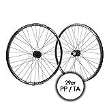 RIDEWILL BIKE Coppia Ruote 29er Perno Passante 11v Disco Nero (Coppia Ruote) / wheelset MTB 29er...
