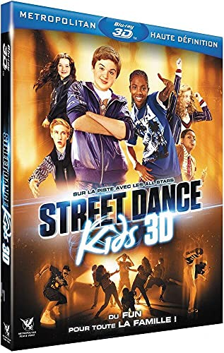 StreetDance Kids [Blu-ray 3D & 2D]