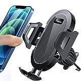 Tisoutec Support Téléphone Voiture Rotation 360° Support Voiture pour Téléphone Compa...