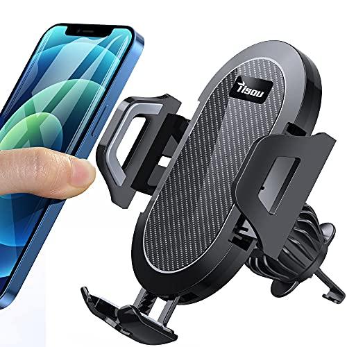 TISOU Car Phone Holder Mount, Metal…