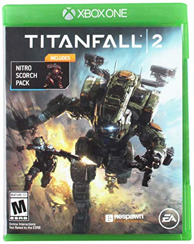 Titanfall 2 with Bonus Nitro Scorch Pack - Xbox One [video game]