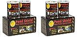 Pond Armor SKU-Black-QT-R Non Toxic Pond Shield Epoxy Paint, 1.5-Quart, Black (Тwо Расk)
