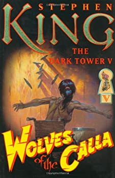 Hardcover Wolves of the Calla (Dark Tower) Book