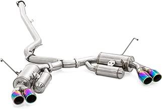 ARK Performance SM1302-0310G GRiP Exhaust System (Tecno Tip Subara WRX/STI Sedan)
