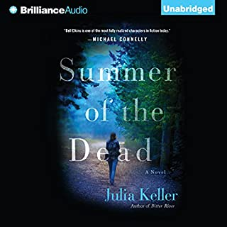 Summer of the Dead audiobook cover art