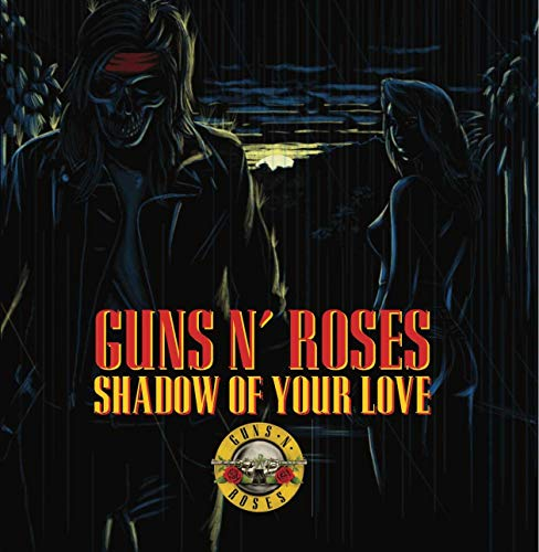 Shadow Of Your Love (7  Vinile Rosso Limited Edt. Black Friday 2018)