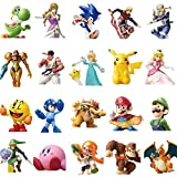 SIYI shop amiibo cards NFC Game Cards for Super Smash Bros Ultimate Nintendo Switch 20pcs with Cards Holder