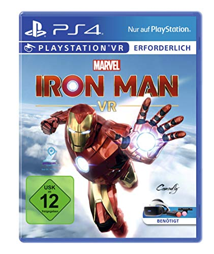 Marvel's Iron Man VR [PSVR]
