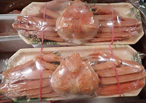 ボイル 紅ズワイガニ 姿 3kg(12尾) 蟹 カニ 冷凍 業務用