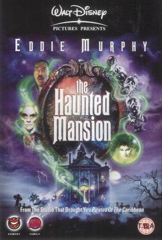 HAUNTED MANSION [Reino Unido] [DVD]